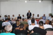 Tatar, İnönü, Dörtyol ve Çayönü köylerine giderek hükümet çalışmalarını anlattı