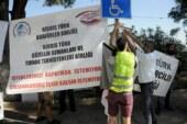 15 Gündür Başbakanlık önünde eylem yapan Birleşik Eylem Komitesi, çadırını kaldırdı