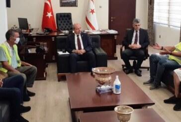 Başbakan Tatar:Elimizden geleni en iyi şekilde yaptık ve yapıyoru