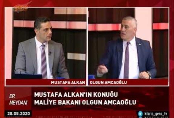 Er Meydanı | Kıbrıs Genç TV | 29 Mayıs 2020