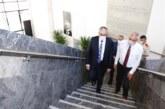 Cumhurbaşkanı Akıncı LTB sınırları içerisindeki muhtarlarla görüştü