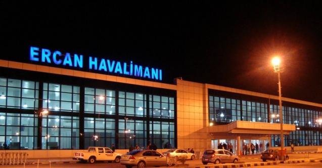 Ercan Havalimanı bugünden itibaren yabancı yolculara kapatılıyor