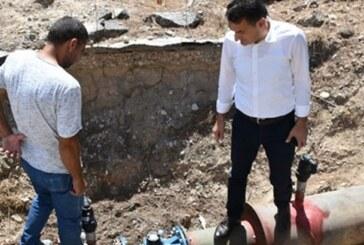 Tarım Bakanı, Serhatköy ve Kumköy pompa istasyonlarında incelemede bulundu