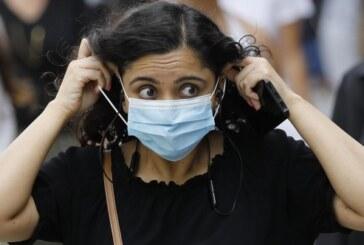 Portekiz'de koronavirüsü etkisizleştiren maske geliştirildi