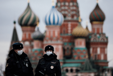 Rusya'da 5394 yeni koronavirüs vakası tespit edildi