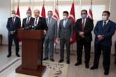 Tatar, Ercan'a gelişinde PCR testi de yaptırdı