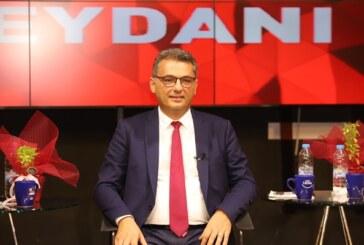 """""""İrade Lefkoşa'da, özne Kıbrıs Türk halkı"""