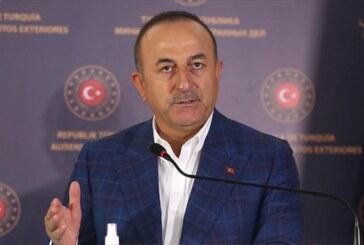 TC Dışişleri Bakanı Çavuşoğlu: Yunan Büyükelçiyi bakanlığa çağırdık