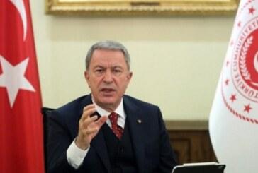 Akar: Kıbrıs'ı milli mesele kabul ediyoruz ve buradayız