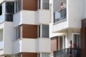 Apartman görevlisi corona oldu, 500 kişi karantinada