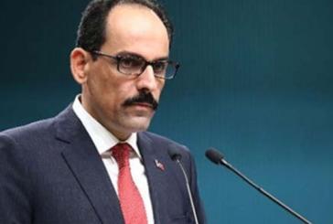 """""""Türkiye'nin kimsenin toprağında gözü yoktur"""""""