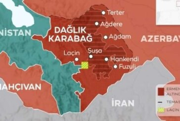 Azerbaycan topraklarının yüzde 20'si Ermenistan'ın işgali altında