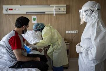 Türkiye'de iyileşenlerin sayısı 274 bin 514'e yükseldi
