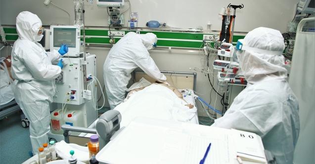 Yoğun bakımdaki Covid hastasının durumu daha da kötüleşti