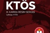 Kıbrıs Türk Öğretmenler Sendikası (KTÖS) III. Karma Resim Sergisi, yarın açılıyor