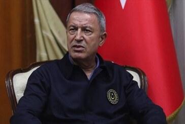 Akar:Kıbrıslı kardeşlerimizin menfaatlerini korumaya devam edeceğiz