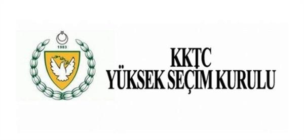 YSK:İki aday arasındaki eşitliğin korunabilmesi için Ersin Tatar'a destek yürüyüşüne izin verildi