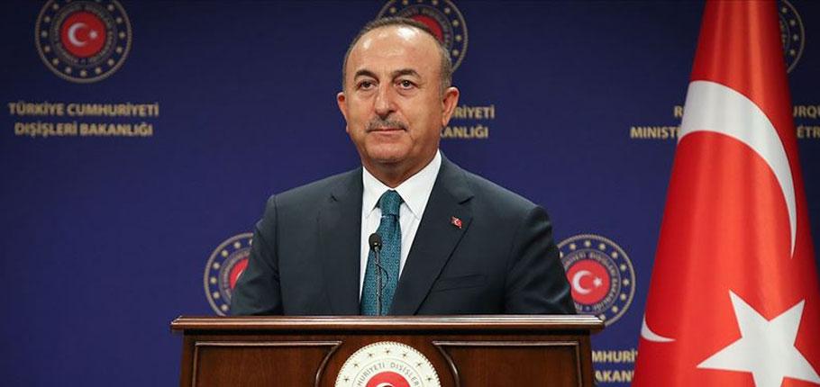 Çavuşoğlu: Ermenistan savaş suçu işlemeye devam ediyor