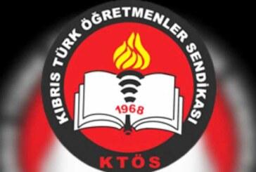 KTÖS  08.00-09.20 saatleri arasında tüm ana sınıflar ve anaokullarında uyarı grevi yapacak
