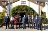 Cumhurbaşkanı Tatar, KHK Başkanı Kayral ile beraberindeki heyeti kabul etti