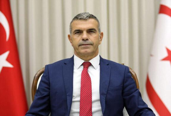 Uluçay, 24 Kasım Öğretmenler Günü dolayısıyla mesaj yayımladı.