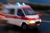 Direksiyon hakimiyetini kaybeden sürücü ağır yaralandı!