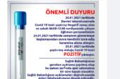 Lefkoşa'da bulunan VIP Sports Club'de çalışan eğitmenin Covid-19 testi pozitif çıktı