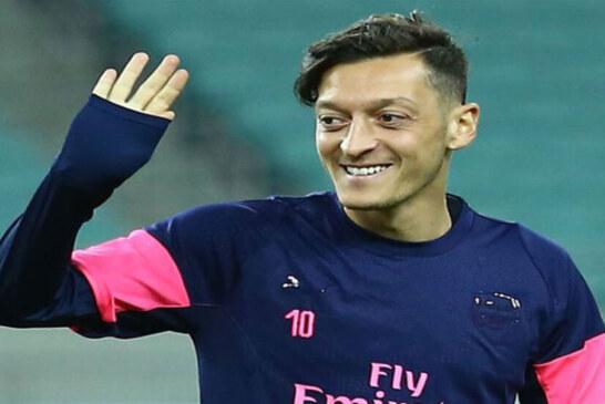Mesut Özil: Türkiye'ye gitmem söz konusu olursa sadece Fenerbahçe'ye giderim