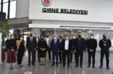 Girne'de iş insanlarının yardımları devam ediyor