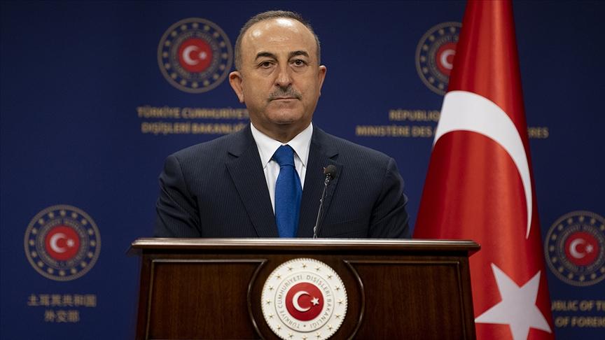 Çavuşoğlu: Kıbrıs Türk halkı haksız izolasyona maruz kalmaya devam ediyor
