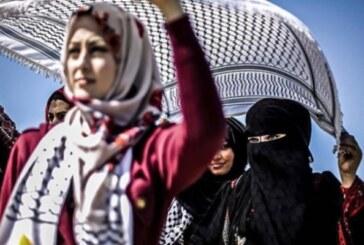 Gazze'de bekar kadınlar, seyahat etmek için erkeklerden izin alacak