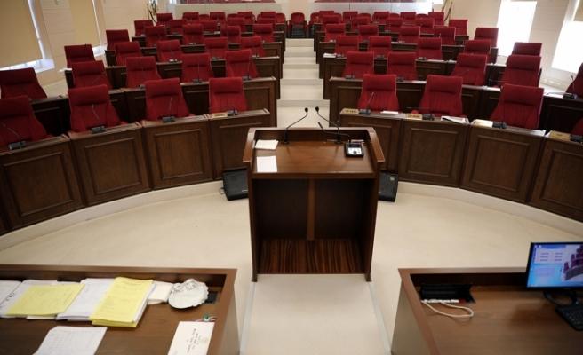 Meclis Genel Kurulu bugün saat 10.00'da toplanacak