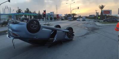 410 promil alkollü bir şekilde kaza yapan şahsın ehliyeti iptal ediliyor