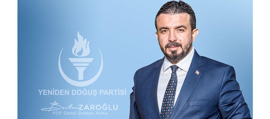 Zaroğlu: Başkanlar değişebilir, kalıcı olan YDP