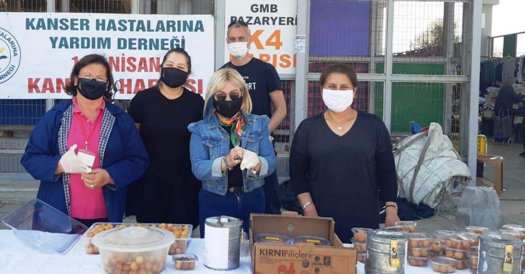 KHYD, Gazimağusa'da lokma etkinliği düzenledi