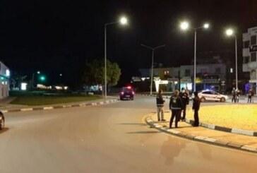 5 kişi sokağa çıkma yasağını ihlal etti