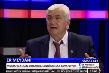 Mustafa Alkan ile Er Meydanı (28,04,2015)