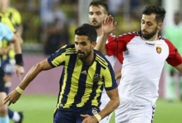 Fenerbahçe diz çöktü