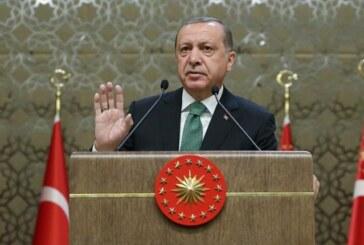 """Erdoğan: """"Sözde devlet asla kurdurmayacağız"""""""