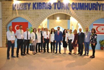 KKTC, 86. İzmir Enternasyonal Fuarı'nda