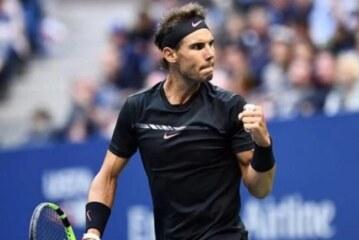 Amerika Açık'ta zafer Nadal'ın