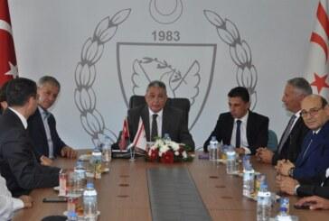 """İçişleri Bakanı Evren: """"Yeni cezaevi nihayet"""""""