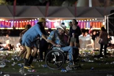 Las Vegas'taki saldırıda ölü sayısı 58'e yükseldi
