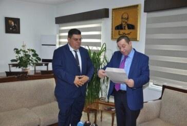 Berova'nın istifası Meclis'te okundu