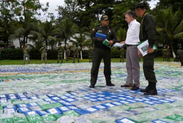 12 ton kokain ele geçirildi