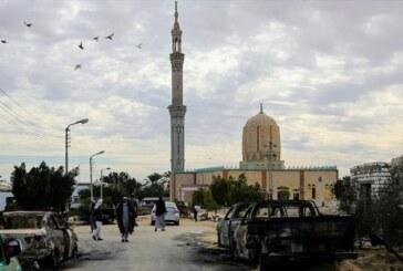 Türkiye yarın Mısır'daki terör saldırısı için yasta