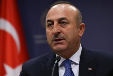 """Çavuşoğlu: """"6'ncı parselde Ankara da sondaja başlayacak"""""""