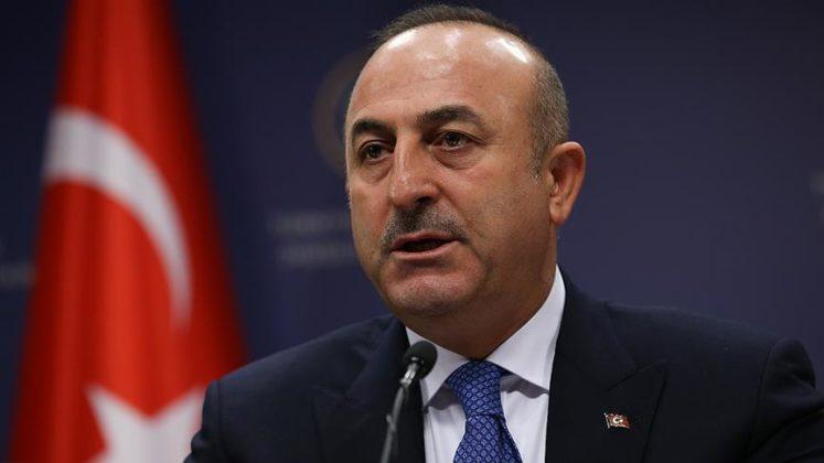 Çavuşoğlu'ndan KKTC pasaportu için girişim