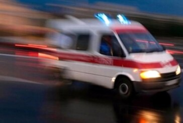 19 yaşındaki genç ambulansta can verdi
