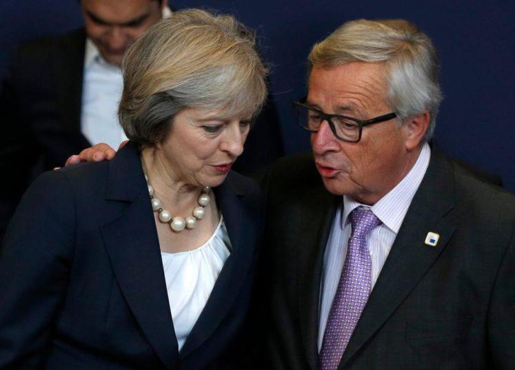 Brexit müzakerelerinde ilerleme kaydedildi